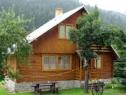 Zrubová chata JAŠICA Oravský Biely Potok