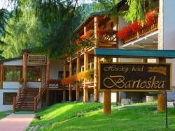 Horský hotel BARTOŠKA Turčianske Teplice