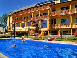 Hotel Avalanche Štôla (Stwoła )