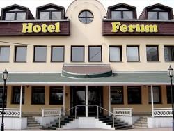 Hotel FERUM Košice