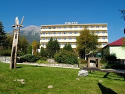 Lázeňský hotel PALACE Nový Smokovec