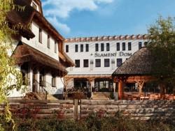 Hotel Slamený Dom Malá Ida