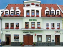 Hotel VINÁRSKY DOM Pezinok