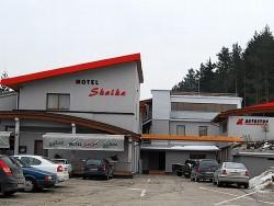 Motel SKALKA Radoľa