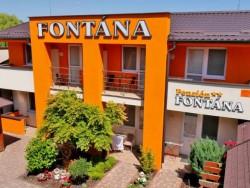 Penzión & Reštaurácia FONTÁNA Podhájska