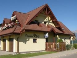 Penzión RYSY Veľká Lomnica