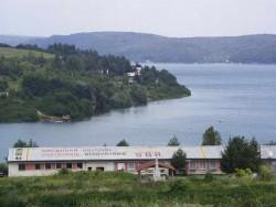 DOBRANSKA ZATOKA Üdülőközpont Slovenská Kajňa (Alsónyírjes)