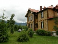 Škola v prírode 1. máj Tatranská Lomnica