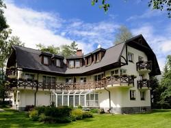 Vila SÁLUS Tatranská Lomnica
