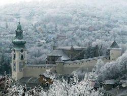 Starý zámok v Banskej Štiavnici Banská Štiavnica