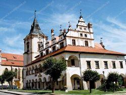 Levočská Radnica Levoča