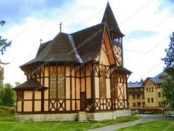 Kościół w Starym Smokowcu