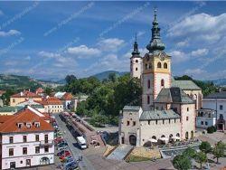 Mestský hrad Banská Bystrica Banská Bystrica