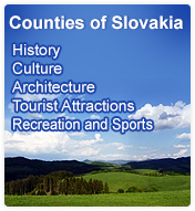 Information about Slovak Selfs-Governing Regions