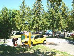 Autós kemping ZLATÉ PIESKY - sátrak, lakókocsik Bratislava (Pozsony)