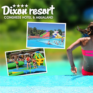 DIXON Kongres Hotel**** Resort & Aqualand