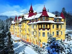 Grandhotel PRAHA - Restaurant Tatranská Lomnica