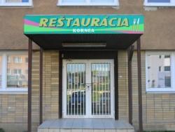 Reštaurácia KORNEA Košice