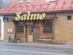 Reštaurácia SALMO Brezno