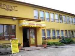 Športhotel Nové Zámky - reštaurácia Nové Zámky