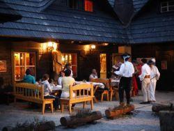 Jánošíkova reštaurácia Zázrivá