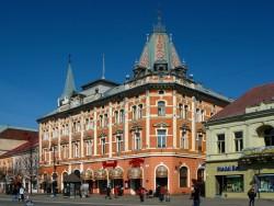Andrássyho palác Košice