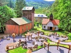 Banské múzeum v prírode - skanzen Banská Štiavnica