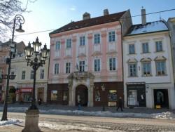 Barkóczyho palác Košice