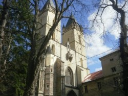 Benediktínsky kláštor v Hronskom Beňadiku Hronský Beňadik