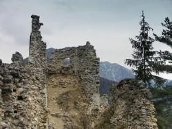 Blatnický hrad Blatnica
