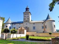 Nagybiccsei kastély Bytča (Nagybiccse)
