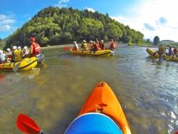 CanoeRaft Dunajec Červený Kláštor