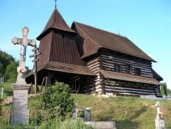 Chrám svätého Lukáša Evanjelistu (Brežany) Chminianska Nová Ves