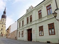 Dom hudby Mikuláša Schneidera Trnavského Trnava