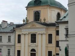 Evanjelický kostol Banská Štiavnica