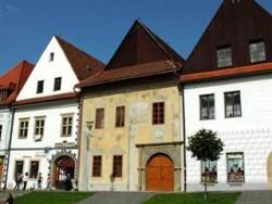 Gantzaughov dom Bardejov