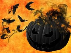 Halloween na Liptove Liptovský Ján