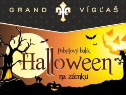 Halloween na zámku Vígľaš