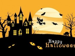 Halloweensky pobytový balík Senec