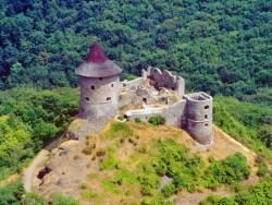 Hrad ŠOMOŠKA Radzovce