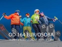 Jarná lyžovačka na Štrbskom Plese Štrbské Pleso