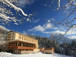 Jarná lyžovačka Terchová
