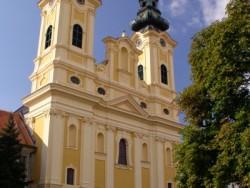Kláštorný komplex piaristov - Kostol sv. Ladislava Nitra