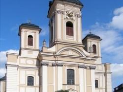 Kostol Nanebovzatia Panny Márie Banská Štiavnica