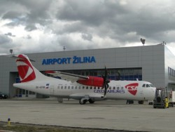 Letisko Žilina Dolný Hričov
