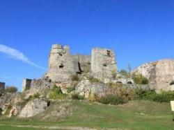 Levický hrad Levice