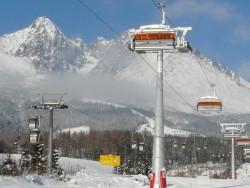 Ski Tatranská Lomnica Tatranská Lomnica (Tátralomnic)