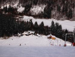 Lyžiarske stredisko Vyšné Krátke Ľubochňa
