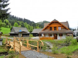 Múzeum Kysuckej dediny, Skanzen Vychylovka Nová Bystrica (Čadca)