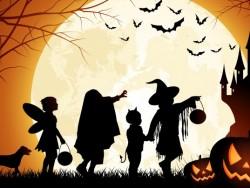 Pravá americká halloween party, Valča
